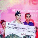 मिस एसिया नेपाल २०१८ को ताज काठमाडौं कि युनिशा केसीले हात पारिन