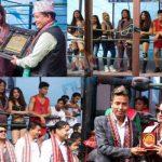 भगवती खड्काको अध्यक्षतामा स्थापित नेपाल महिला रेस्लिङ्ग फाउण्डेसनको महेश बस्नेतबाट उद्घाटन