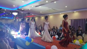 pageant nepal fashion show on butawal