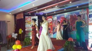 pageant nepal fashion show on butawal