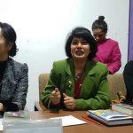 नेपाल महिला चेम्बर र चीनको पावर फाउण्डेसनका प्रतिनिधिमण्डल बिच अन्तर्कृया