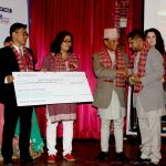 माधव राज खरेलले चलचित्र 'दुर्गामाण्डौ' मार्फत उचाले अन्तराष्ट्रिय अवार्ड