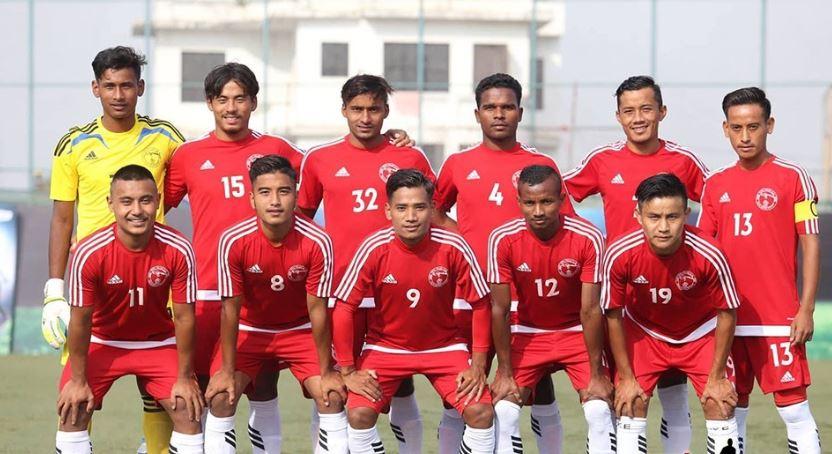 football nepal police club