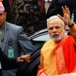 भारतीय प्रधानमन्त्री नरेन्द्र मोदी मंसिर २६ गते नेपाल आउने