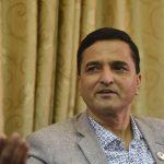 चिकित्सा शिक्षा विधेयक पारित हुँदा प्रा.डा. गोविन्द केसीले उत्सव मनाउनु पर्छः सांसद भट्टराई