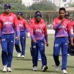 नेपाल र नामिबियाबीच एक दिवसीय क्रिकेट सिरिज हुने