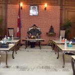 नेकपा सचिवालय बैठकले गर्यो पार्टीको झण्डा आधा झुकाउने, २३ गते श्रद्धान्जली सभा गर्ने निर्णय