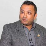 नेपाली कांग्रेस सभापतिको उम्मेदवार बन्न तयार छुः युवा नेता गगन थापा