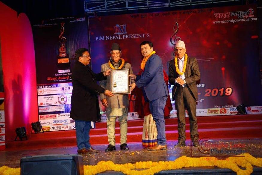 journalist and event organizer raj luitel