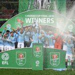 लिग कप फुटबल प्रतियोगिताको उपाधि म्यान्चेस्टर सिटीले जित्यो, चेल्सी टाई ब्रेकरमा पराजित