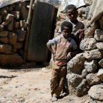 युद्ध प्रभावित नागरिकका लागि यमन लगिएको खाद्यान्न कुहिने खतरा