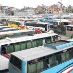 काठमाडौंको सवारी जाम घटाउन पिक एन्ड ड्रप अभियान अन्तर्गत पूर्वबाट उपत्यका भित्रिने गाडी मनोहरामै रोक्ने तयारी