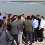 नेपाल–भारत संयुक्त टोलीद्वारा पानीजहाज सञ्चालन गर्न सम्भाव्यता अध्ययन
