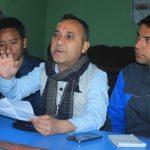 जहाज ल्याण्ड भएपछि नेतृत्वको कुरा गरौं : कांग्रेस प्रवक्ता विश्वप्रकाश शर्मा