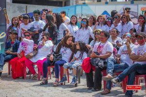 pageant Nepal Holi Hangama