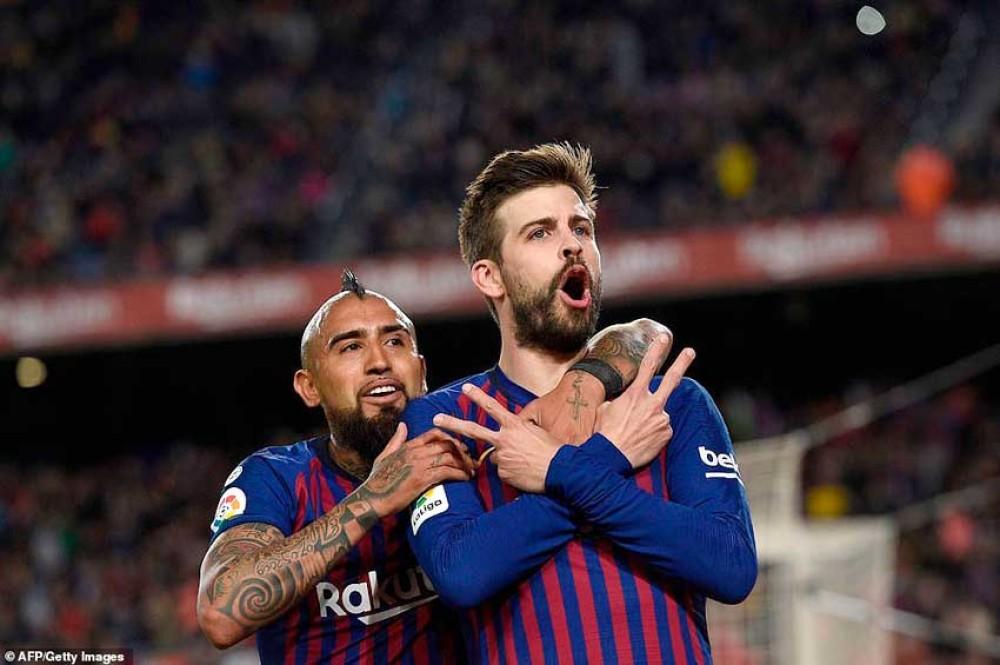 team barcelona