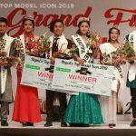 नेपाल्स टप मोडल आईकनको उपाधी  बिप्लव सैजु र  मनिषा क्षेत्रीले हात पारे
