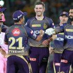 आईपीएलमा चौथो जितका साथ कोलकाता शीर्ष स्थानमा