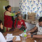 मिलाप फाउण्डेसनद्वारा नुवाकोटमा निःशुल्क स्वास्थ्य शिविर आयोजना