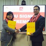 नेपाल महिला चेम्बर र सनराईज बैंक लिमिटेड बिच ब्यापार साझेदारी सम्झौता सम्पन्न
