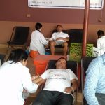 कालिमाटीमा बृहत रक्तदान कार्यक्रम तथा नि:शुल्क स्वास्थ्य परिक्षण शिविर सम्पन्न