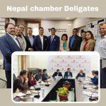नेपाल चेम्बर र भारतको व्यापार प्रवद्र्धन परिषद बिच नयां दिल्लिमा छलफल