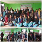 चिसोबाट हुने निमोनियाबाट बच्न ज्येस्ठ नागरिक लक्षित कार्यक्रम