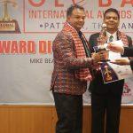 सिनियर ईभेन्ट डाईरेक्टर लब कार्कीलाई थाईलैण्डमा ग्लोबल ईन्टरनेशनल अवार्ड