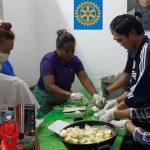 कोरोना महामारीमा रोटरी र रोट्रयाक्ट क्लबको सहयोग