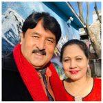 वरिष्ठ लोकगायक प्रेमराजा महत र उनकी धर्मपत्नी कविता महत कोरोना भाइरसबाट संक्रमित
