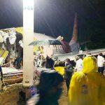 भारतको केरलमा विमान दुर्घटनामा दुई पाइलटसहित कम्तीमा ११ जनाको मृत्यु