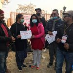 कुमारी युवा क्लबको दोश्रो वार्षिकोत्सवमा रक्तदान कार्यक्रम