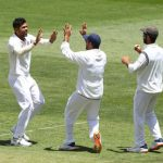 भारत–अस्ट्रेलिया टेस्ट क्रिकेटः भारतको रोमाञ्चक जित